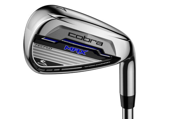 Cobra Golf MAX Steel Irons