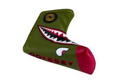 Odyssey Fighter Plane Blade Head Cover