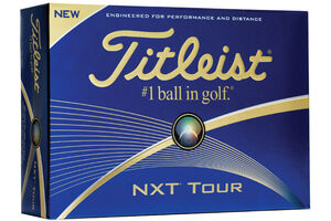 Titleist NXT Tour 2016 12 Ball Pack