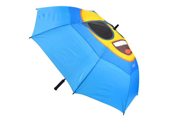 Emoji Umbrella Double Canopy