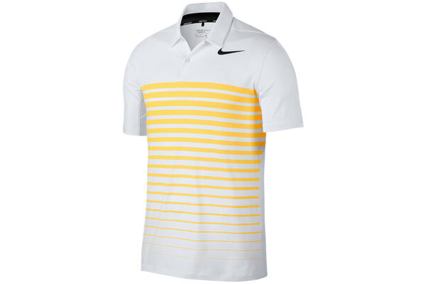 Nike Polo Dry Heather StripeW7