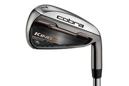 Cobra Golf King F6 Steel Irons