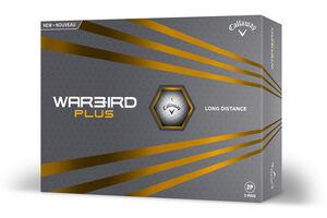 Callaway Warbird Plus Golf Balls Dozen