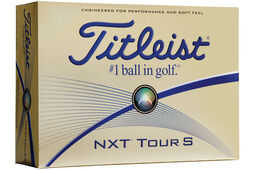 Titleist NXT Tour S 2016 12 Ball Pack