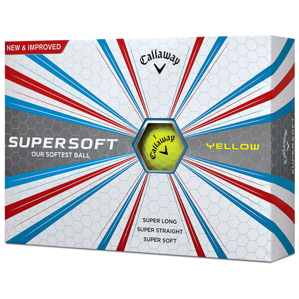 Callaway Supersoft Balls 12