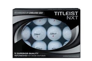 Challenge Golf NXT 12 Refurbished Ball Pack