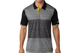 adidas Climachill Pixel Print Polo