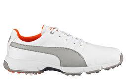 PUMA Golf TITANTOUR Cleated Junior Shoes
