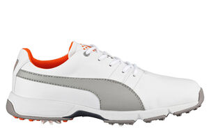 PUMA Golf TITANTOUR Cleated Junior Shoes