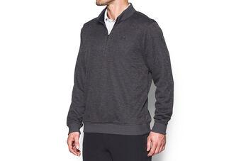 UA Sweater Storm Fleece QZ S7