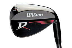 Wilson Deep Red Wedge