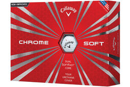 Callaway Golf Chrome Soft 12 Ball Pack 2016