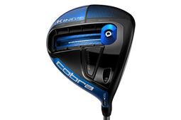 Cobra Golf King F6+ Blue Driver