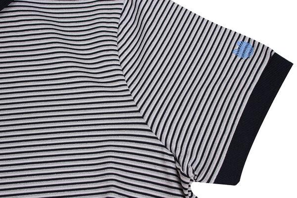 Palm Grove Polo Spkle StripeS6