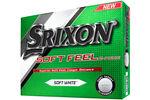 Srixon Soft Feel 12 Ball Pack 2016