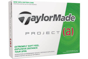 TaylorMade Project a 2016 12 Ball Pack