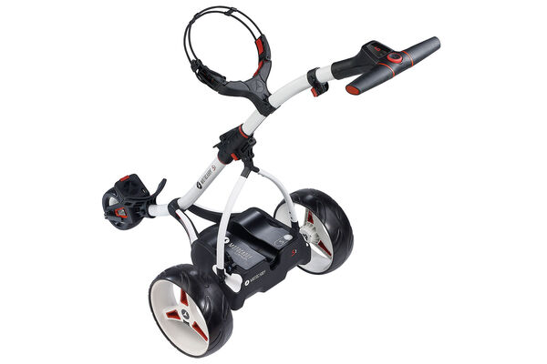 Motocaddy S1 Ext Range Lithium 2016 Electric Trolley