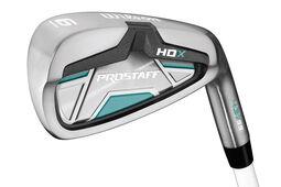 Wilson ProStaff HDX Ladies Irons Graphite 5-SW