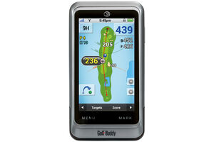 Golf Buddy PT4 Platinum GPS