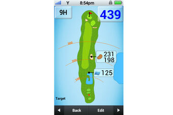 Golf Buddy PT4 GPS