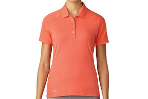 adidas Golf aeroknit Circle Ladies Polo Shirt