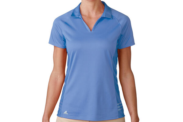 adidas Golf Tour 3-Stripes Ladies Polo Shirt