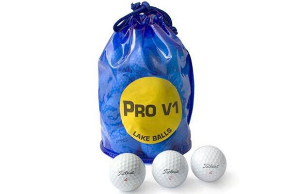 Second Chance Grade A Titleist ProV1 28 Ball Pack