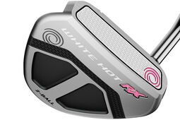 Odyssey White Hot RX 2-Ball V-Line Ladies Putter