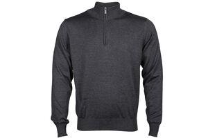 Palm Grove Half Zip Sweater