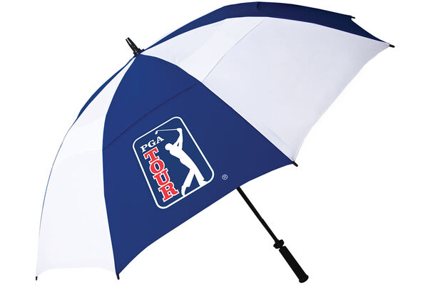 PGA Tour Double Canopy Umbrella