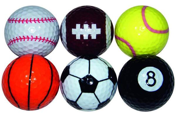 Longridge Sports Golf Balls