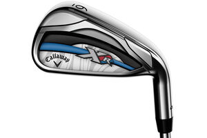 Callaway Golf XR OS Ladies Irons Graphite 5 SW