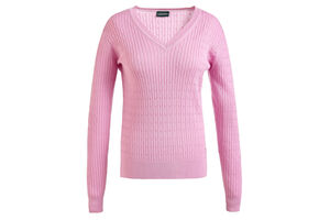 GOLFINO Cable Ladies Sweater