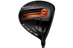 Cobra Golf King F6+ Pro Black Driver