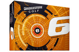 Bridgestone Golf 2015 e6 12 Ball Pack