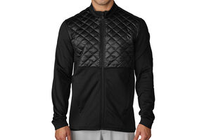 adidas Golf Quilted Prime Fill Jacket
