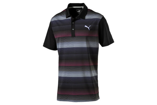 PUMA Golf Road Map Polo Shirt