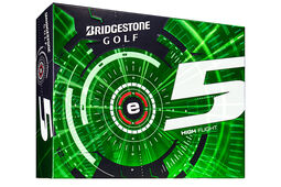 Bridgestone Golf e5 12 Ball Pack 2015