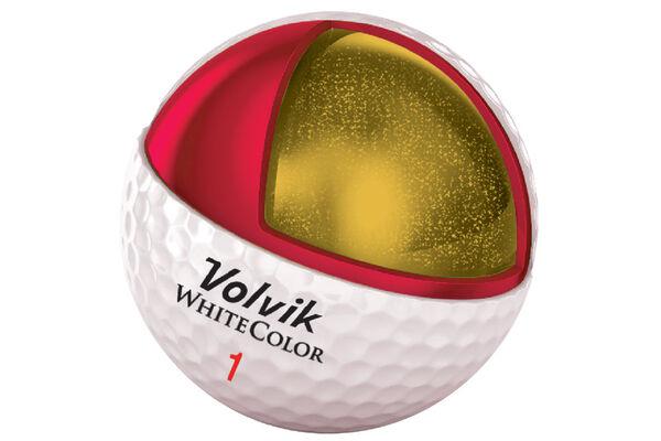 Volvik S3 Golf Balls