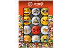 Emoji Golf 12 Ball Gift Pack