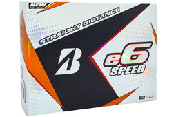 Bridgestone Golf e6 Speed 12 Ball Pack