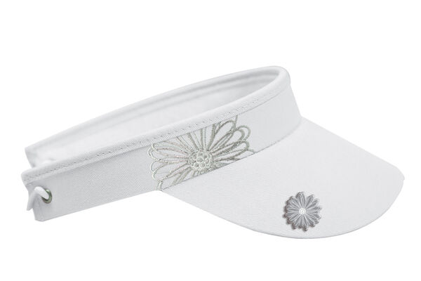 SurprizeShop Telephone Wire Ladies Visor