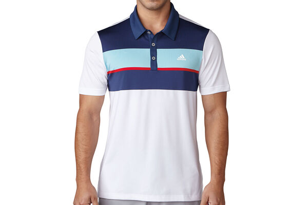 Adidas Polo Chest Block W7