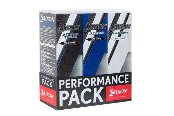 Srixon Performance Balls 9Pack