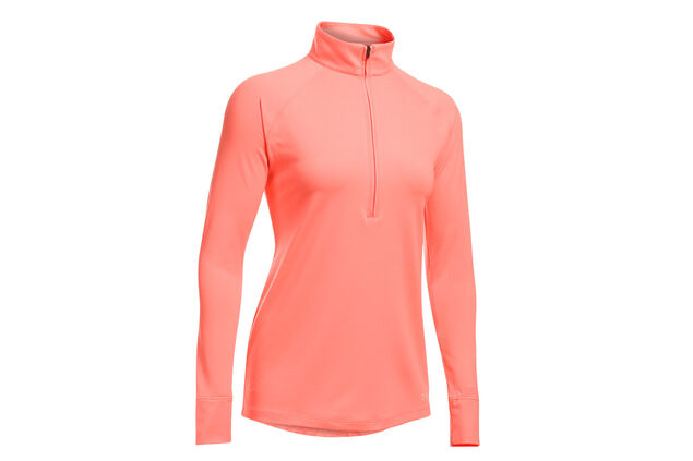 Under Armour Zinger 1/4 Zip Ladies Sweater