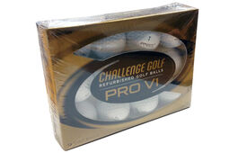 Challenge Golf Pro V1 Refurbished 12 Ball Pack