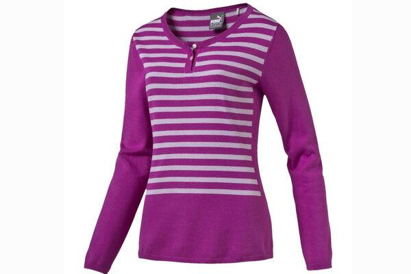 Puma Sweater Scoop Neck S6