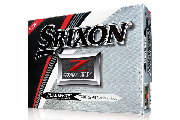 Srixon Z Star XV 12 Pack