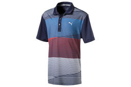 PUMA Golf Levels Junior Polo Shirt