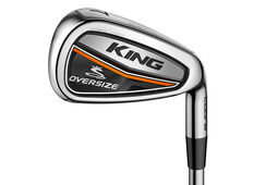 Cobra King Oversize Graphite Irons